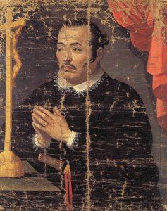 Hasekura Tsunenaga, il samurai in preghiera