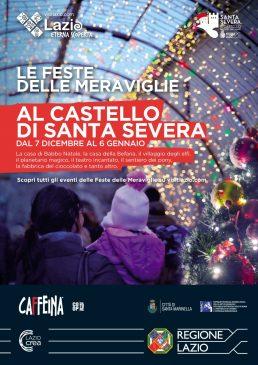 Letto A Castello Lazio.Le Feste Delle Meraviglie Il Villaggio Del Natale Al Castello